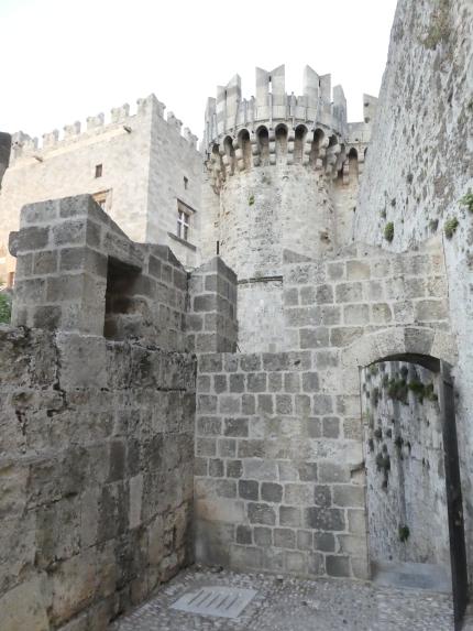 Stormästarens palats, byggdes 1400-talet av riddare.2.